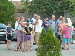 Lengyel-magyar családok találkozása